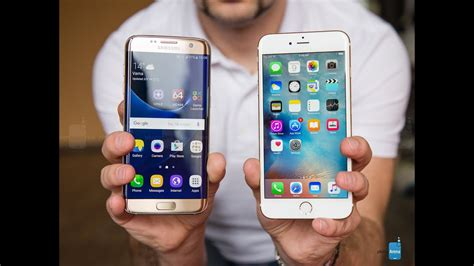 iphone 7 plus size samsung galaxy s7 vs iphone 6s plus cual es mejor