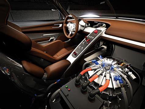 porsche rsr interior porsche 918 rsr makes it s debut