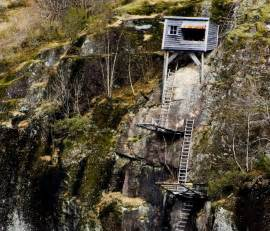 Small Homes Built On Your Land Relaxshacks Building On Lousy Steep Marshy Or
