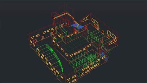 Interior Design Software Free Online autocad 3d architectural modeling