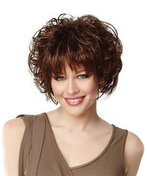 Free Wig Cutting With My New Hair And Trevor Sorbie by 2015 Curly Hair Wig For Synthetic Wigs Pixie