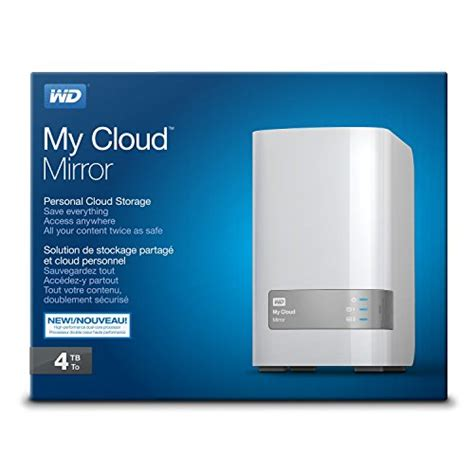 Hdd Ext Eksternal Wdc Wd My Cloud Mirror Gen2 8tb 3 5 wd 4tb my cloud mirror personal network attached storage nas wdbwvz0040jwt nesn buy