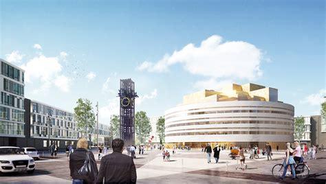 Floor Plan Editor kiruna city hall henning larsen architects archdaily