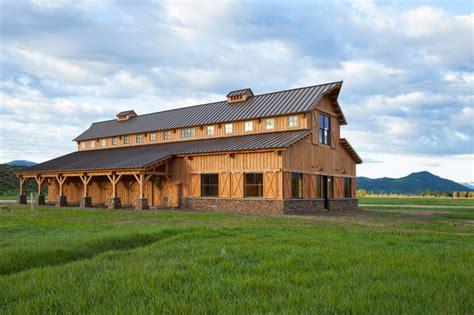 Shed Wyoming wyoming barn traditional shed other metro by