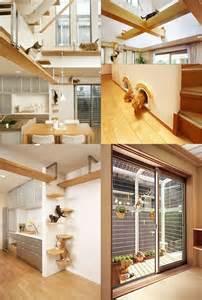 cat friendly home design ニヤっとする 猫好きによる猫のための猫と暮らす家 suvaco スバコ