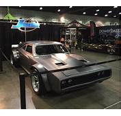 Vin Diesels Dodge Charger For Fast 8 Sounds Wicked