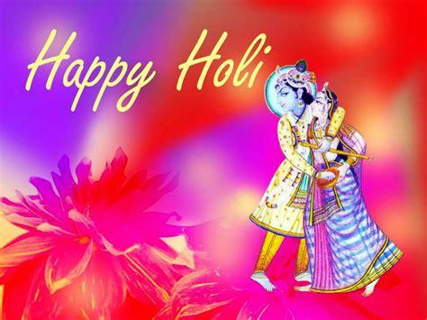 radha krishna happy holi wishes hd wallpaper images
