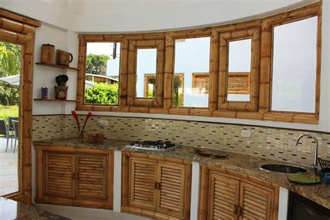 fotos casas de co bamb 250 guadua cocina zuarq arquitectos www zuarq co www