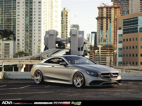 ADV1 Wheels Mercedes Benz S63 AMG Coupe ADV5STSCS 30