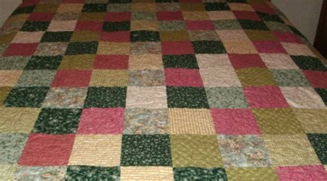 Country Patchwork Quilts - country patchwork quilt quiltsby me