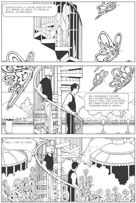Ebook Perspective For Comic Book Artist By David Chelsea work in progress perspective preview news