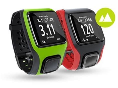 tomtom multi sport gps watches