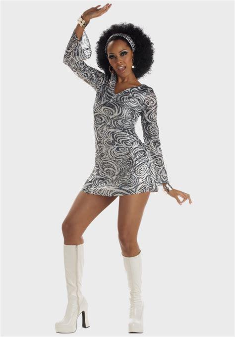 Disco Dress disco fashion 70s costumes 70s dress disco naf dresses