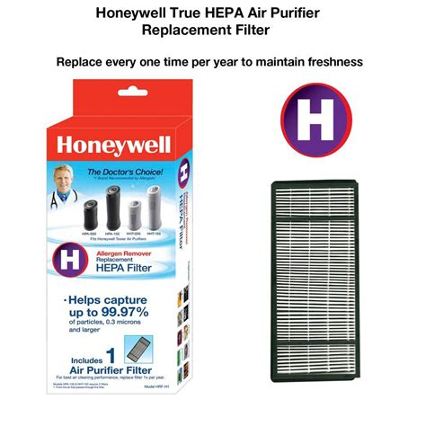 honeywell true hepa replacement filter h hrf h1 the home depot