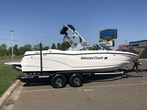 used mastercraft boats for sale in minnesota 2018 mastercraft xt 23 for sale in minnetonka minnesota