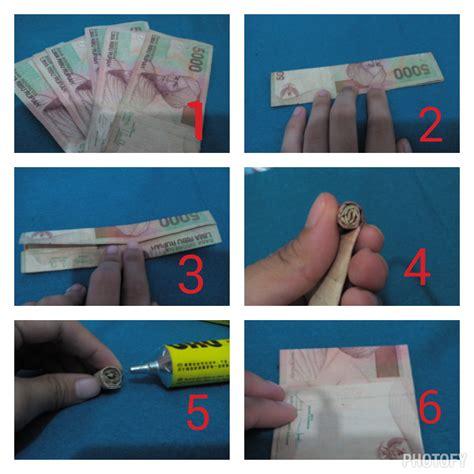 tutorial buat bunga dari uang kertas crafty patty tutorial mawar dari uang kertas