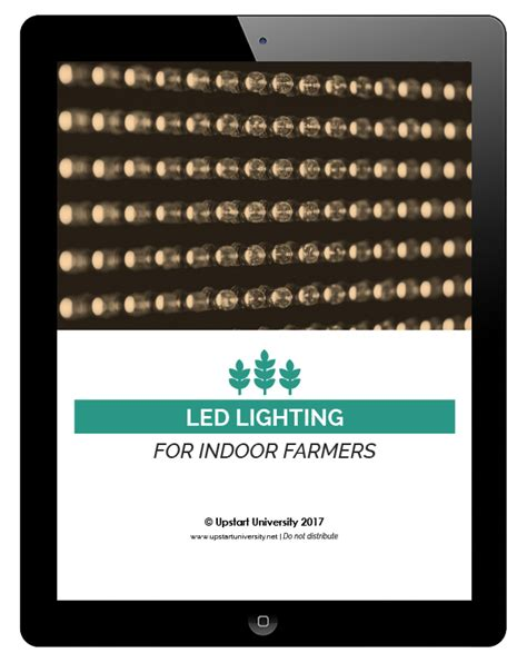 led lighting course led lighting for indoor farmers course pdf upstart