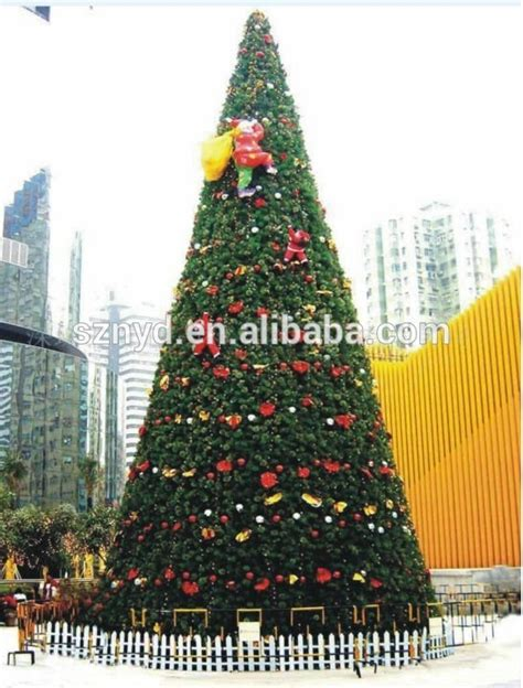 customized outdoor giant artificial metal frame christmas