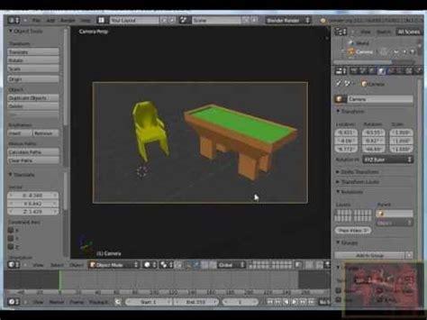 blender tutorial scene blender 3d tutorial add models from blend files to
