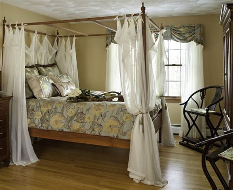 canopy bed curtains ideas inspired curtain tie back hooks vogue other metro
