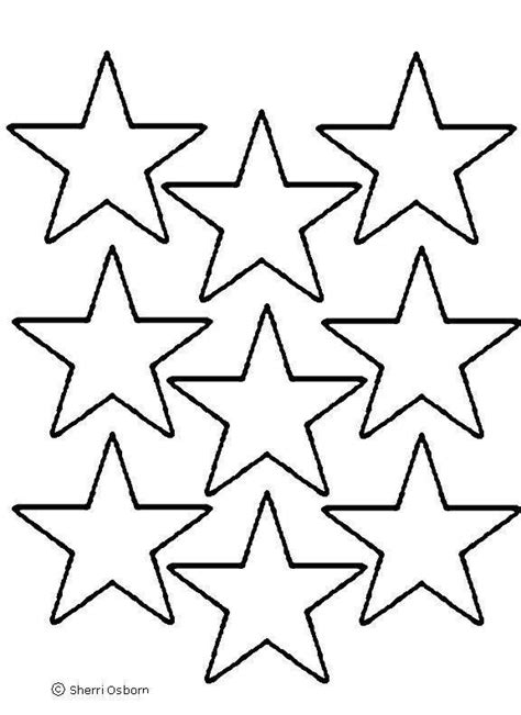 printable paper star template printable star template small paper craft pinterest