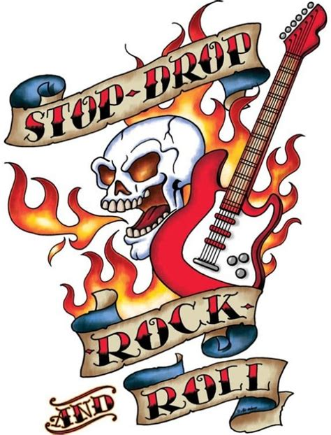 dollkemprot guitar tattoos images for gt rock and roll designs