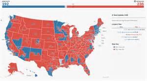 2016 house of representatives map political maps
