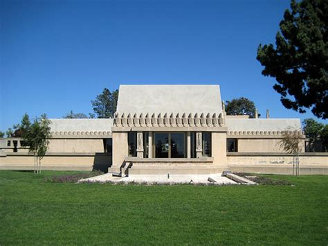 hollyhock house art architecture and design in los angeles