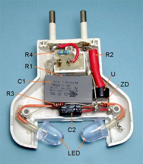 led dioda na 230v białe led zasilane napięciem 230v elektroda pl