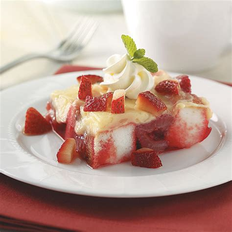 no bake strawberry dessert recipe taste of home