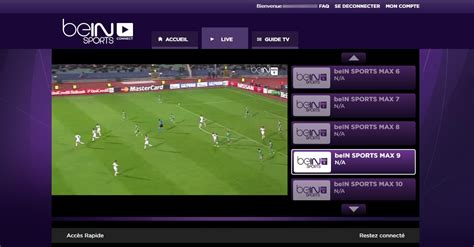 live sports on android bein sport live android gratuit bein sport 6 live gratuit wroc awski iptv