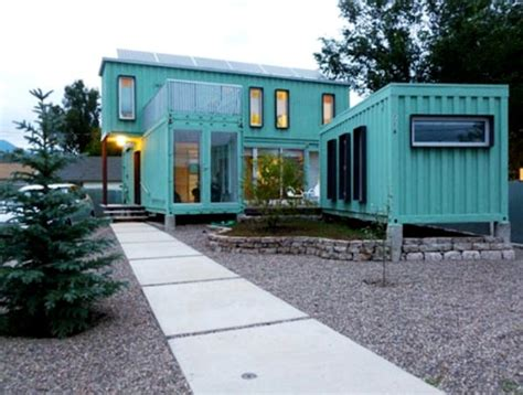 houses made from shipping containers jetson green a green family home made from recycled shipping containers