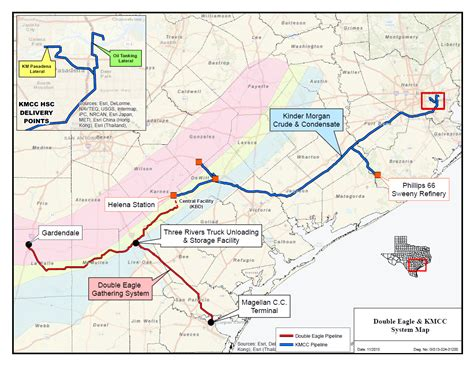 houston gas map eagle pipeline announces expansion to allow more