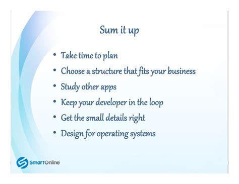 app design best practices mobile app design best practices