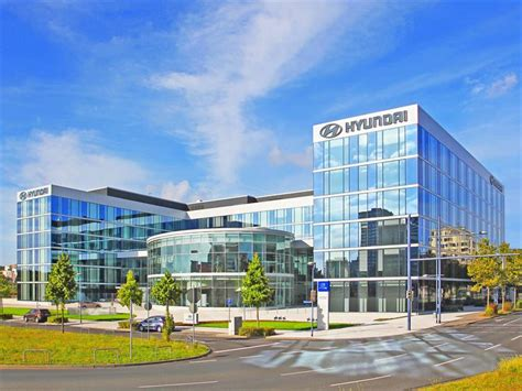sede europea hyundai motor abre su reci 233 n liada sede europea en