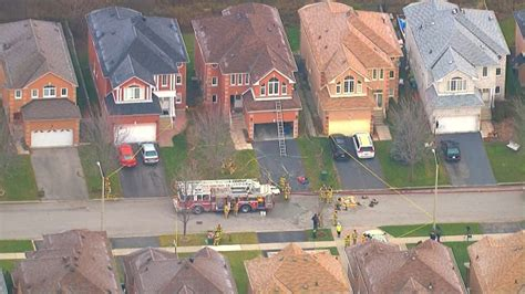 grow op house firefighters find suspected grow op at house fire cp24 com