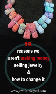 make money selling jewelry six reasons we are not money selling jewelry