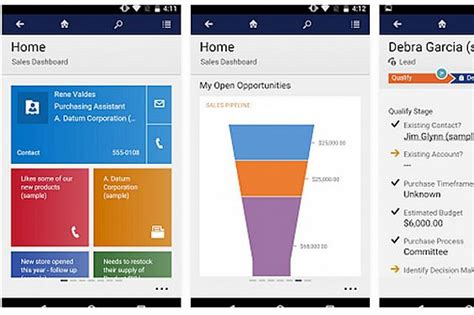 microsoft crm mobile app microsoft dynamics crm now available on mobile itp net
