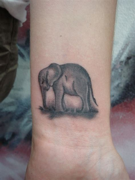 3 elephant tattoo 45 elephant tattoos designs on wrists