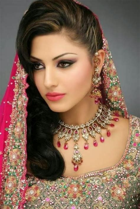 hairstyle design pakistani exclusive pakistani indian hairstyle 2014 for bridal
