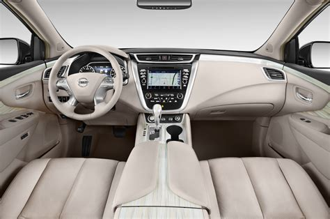 nissan murano interior 2016 2016 nissan murano cockpit interior photo automotive com