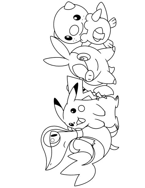 pokemon coloring pages hoenn 15 pokemon black and white pictures to colour selection