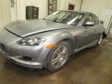 is mazda a foreign car parting out 2004 mazda rx8 stock 150437 tom s