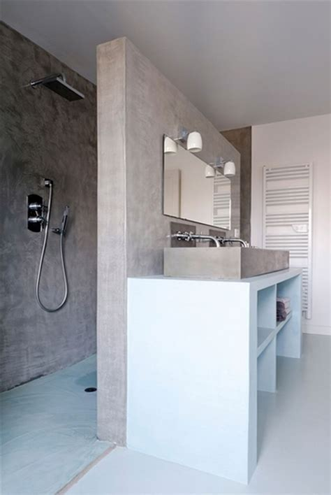 und badezimmer die besten 20 offene duschen ideen auf stein