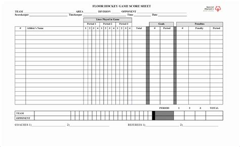 Luxury Volleyball Lineup Sheets Printable Downloadtarget Score Sheet Template Excel