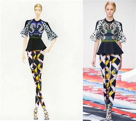 fashion illustration markers on behance
