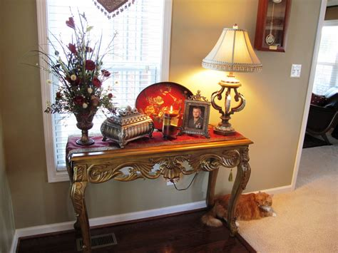 entry way table decorating entryway table decor ideas the home design country and