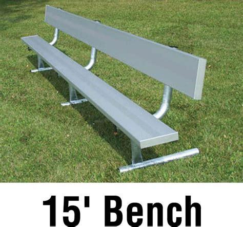 aluminum sport benches aluminum sport benches 28 images aluminum sports benches permanent aluminum