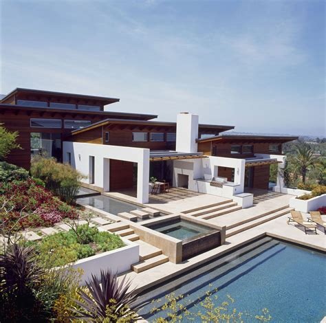 contemporary luxury homes timeless architectural estate in rancho santa fe idesignarch interior design architecture