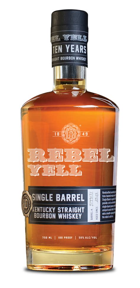 rebel yell bourbon launches single barrel bevnetcom